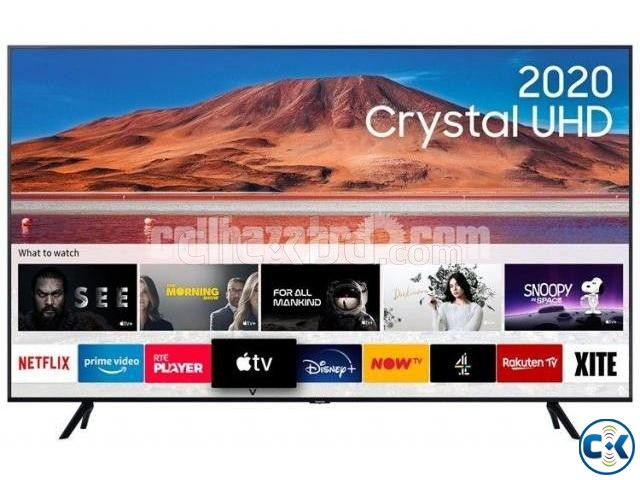Samsung TU7000 43 4K UHD 7 Series Smart TV | ClickBD large image 0