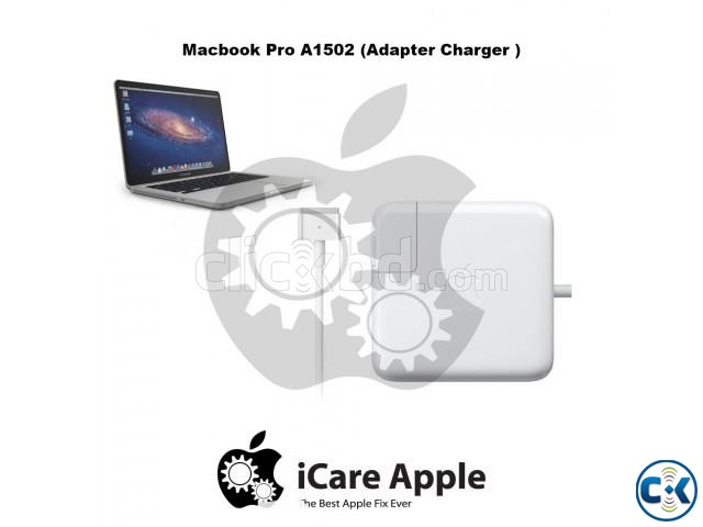 This is the charger or power adapter of MacBook Pro A1502. | ClickBD large image 0
