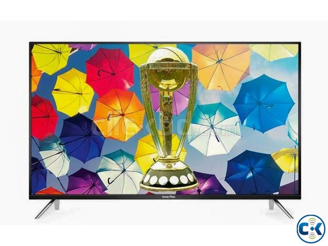 40 sony plus smart wifi android hd led tv | ClickBD large image 0
