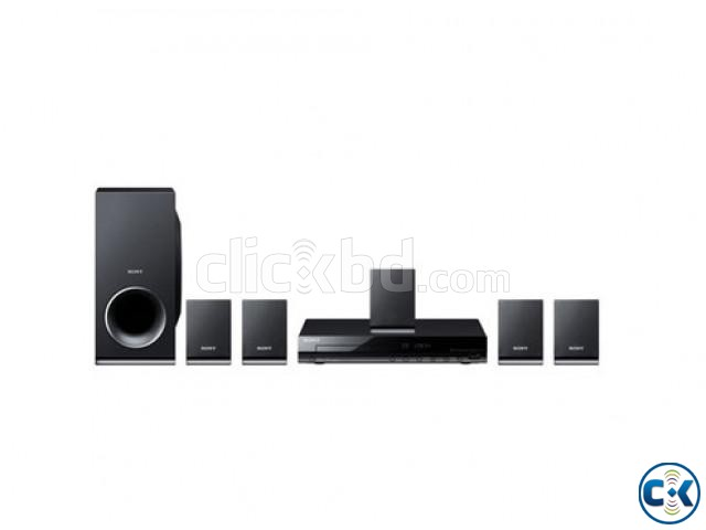 Sony TZ140 - 300W - 5.1Ch - DVD Home Theater - Black | ClickBD large image 0