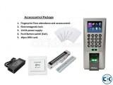 Fingerprint RFID accesscontrol system price in bd