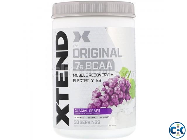 Xtend Original BCAA Glacial Grape 30 serving in Bangladesh | ClickBD large image 0