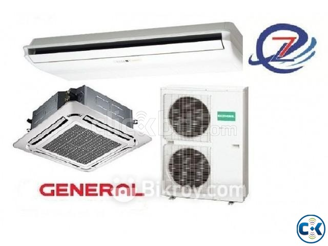 5.0 TON TROPICAL GENERAL Cassette Ceiling AC  | ClickBD large image 0