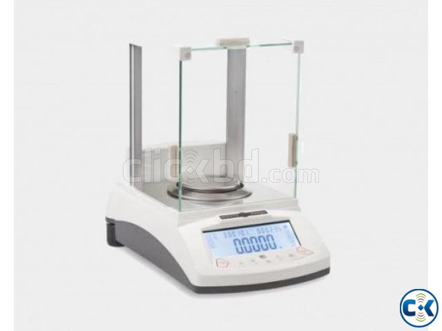 PRECISION ANALYTICAL BALANCE HZK-FA210 0.0001g to 210g  | ClickBD large image 0