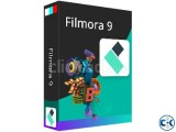 Filmora Video Editing Software installation service