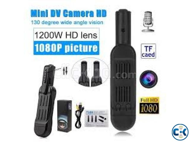 spy camera T189 Mini Camera Full HD 1080P Micro Camera | ClickBD large image 1