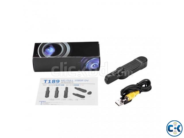 spy camera T189 Mini Camera Full HD 1080P Micro Camera | ClickBD large image 2