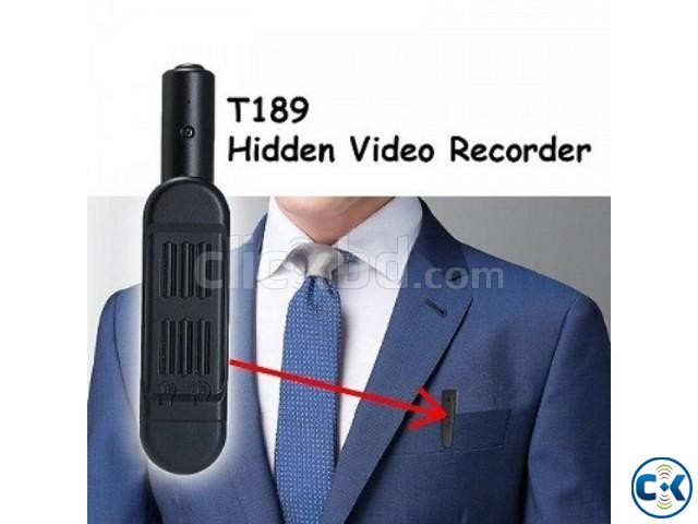spy camera T189 Mini Camera Full HD 1080P Micro Camera | ClickBD large image 4