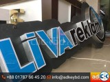 LED Sign Acrylic Top Letter LED Light Box Acrylic Letters