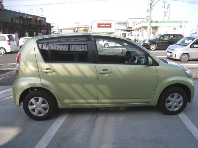 2005 Passo Lime 1.0L CD Alloy- Ready For Sell | ClickBD large image 0