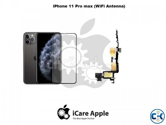 iPhone 11 Pro Max Wi-Fi Replacement Repair Service Center | ClickBD large image 0