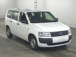 2006 Probox DX-Comfort Pkg 1500 cc White color