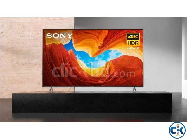 Sony X9000H 85Inch 4K LED TV PRICE IN BD | ClickBD large image 0