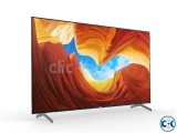 Sony X9000H Series 85inch 4K Android LED TV PRICE IN BD