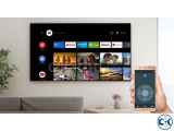49 inch X7500H SONY BRAVIA 4K ANDROID VOICE CONTROL TV
