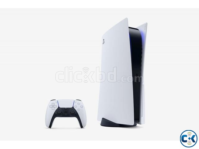Sony PS5 Black White Gaming Console PRICE IN BD | ClickBD large image 1