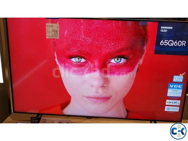SAMSUNG 49 inch Q60R QLED 4K VOICE CONTROL TV | ClickBD large image 3