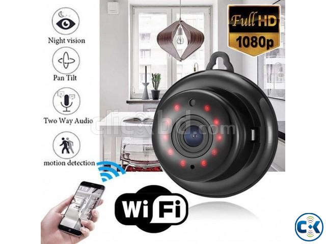 Mini IP Wifi Hook Camera | ClickBD large image 3