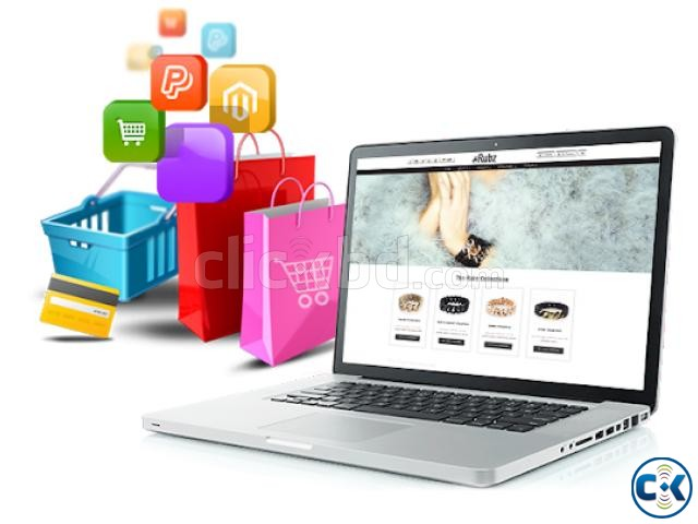 E-Commerce Website Development Fully Responsive | ClickBD large image 2