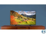 SONY 43 inch X8000G 4K ANDROID VOICE CONTROL TV
