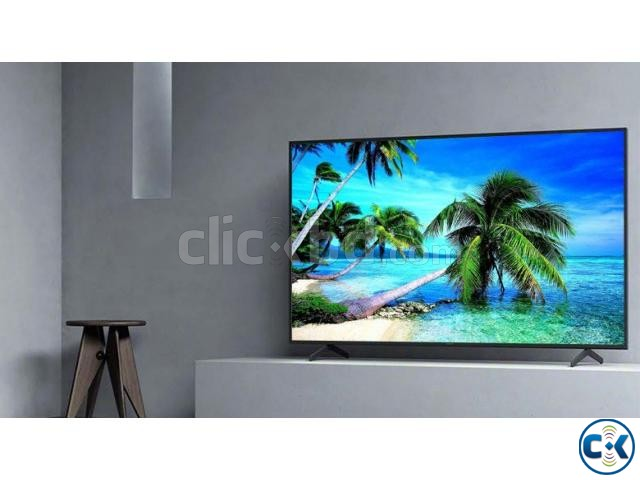 SONY BRAVIA 75 inch X8000H 4K ANDROID VOICE CONTROL TV | ClickBD large image 0