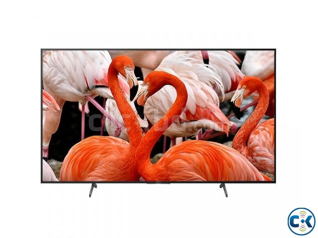 SONY BRAVIA 75 inch X8000H 4K ANDROID VOICE CONTROL TV | ClickBD large image 3