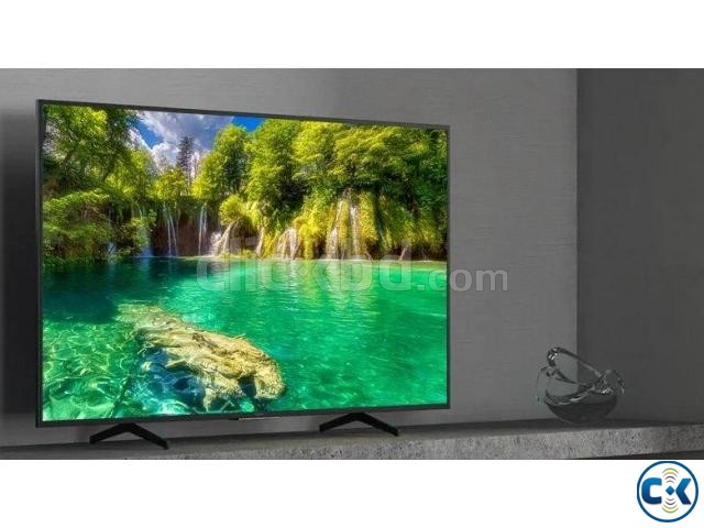 SONY BRAVIA 75 inch X8000H 4K ANDROID VOICE CONTROL TV | ClickBD large image 4