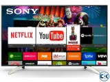 Sony Bravia KD-75 X8000G Android TV 4K LED TV