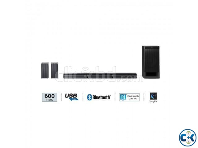 SONY HT-RT3 REAL 5.1CH DOLBY DIGITAL SOUNDBAR HOME THEATRE | ClickBD large image 0