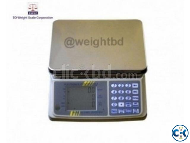 DS610C Counting Weight Scale 0.2g to 10 Kg | ClickBD large image 0
