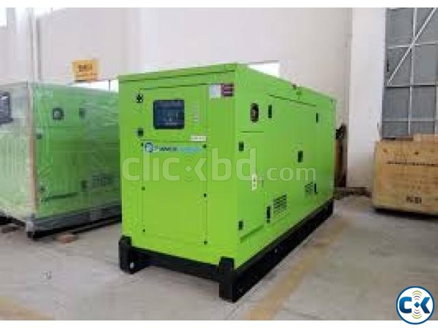 Brand new 50KW Ricardo STC Canopy type Diesel Generator | ClickBD large image 0