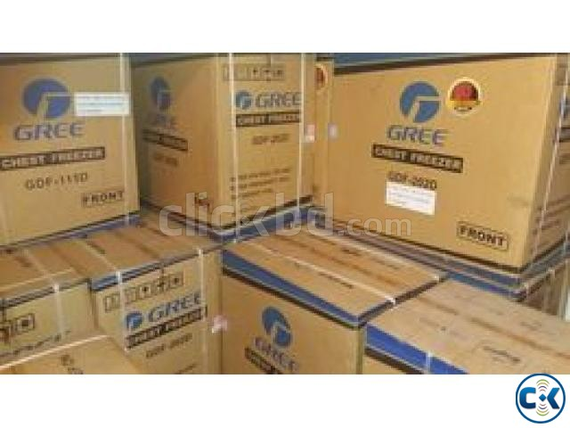 Gree 1.0 TON GS-12CZ CT-410 Split A C Winter Offer | ClickBD large image 3
