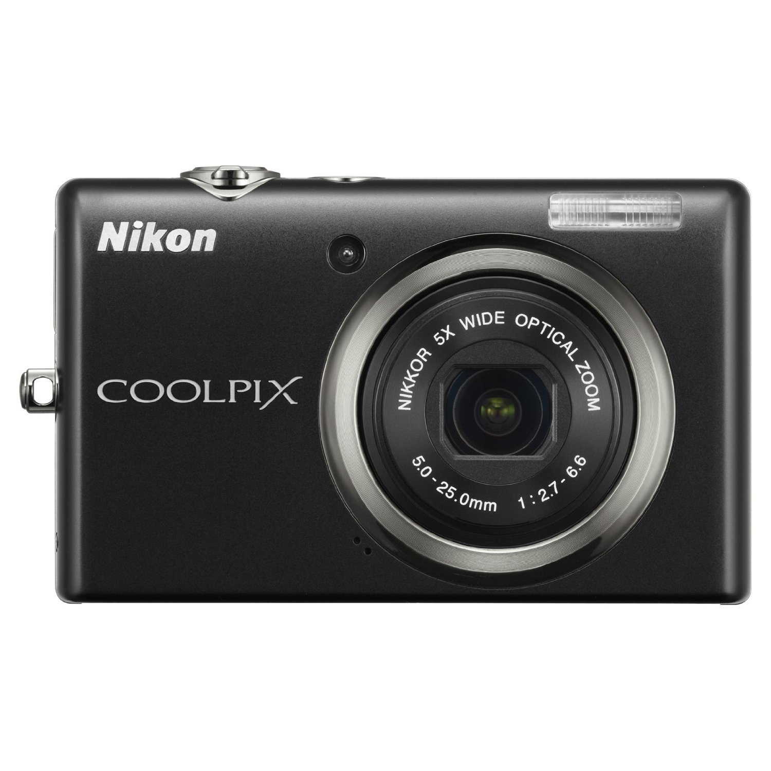 Nikon Coolpix S570 12MP Digital Camera 5x zoom | ClickBD large image 0