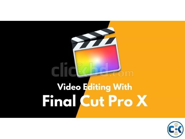 MAC Apple Final Cut Pro for Windows PC | ClickBD large image 0