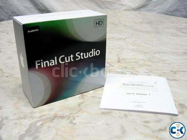 MAC Apple Final Cut Pro for Windows PC | ClickBD large image 1