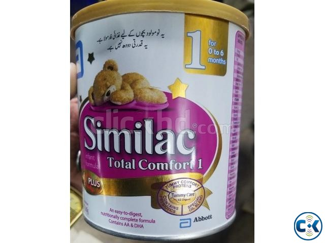 SIMILAC TOTAL COMFORT 1 BABY MILK  | ClickBD large image 1