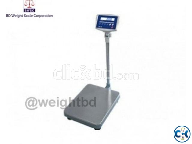 Digital platform scale 50g to 600kg Tk. 32 500 | ClickBD large image 0