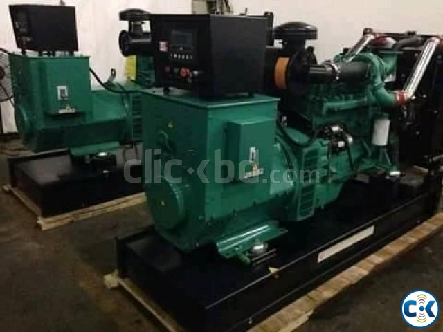 Brand new 40 KVA 32 KW Ricardo Open type Diesel Generator | ClickBD large image 0