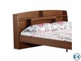 Regal Semi-Double Bed Almost New Condition with Warrent