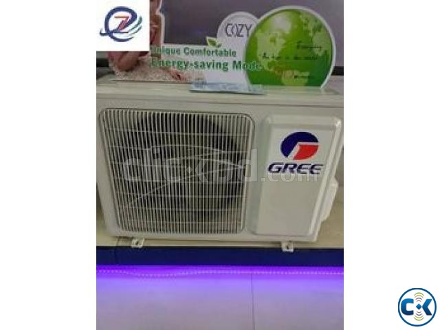 100 Original GREE 2.0 TON GS-24CZ CT-410 Split AC | ClickBD large image 1