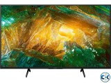 Sony Bravia 55 KD-X7500H 4K Ultra HD Android TV