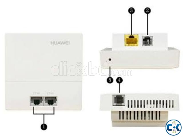 Huawei AP2010DN Wireless Access Point | ClickBD large image 0