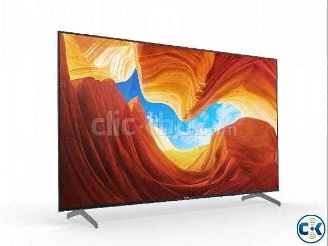 Sony Bravia 55 Inch X9000H 4K Android Voice Control TV | ClickBD large image 0