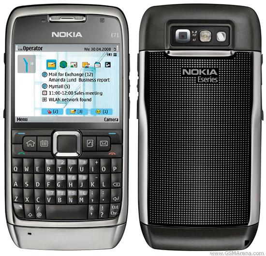 Nokia E71 | ClickBD large image 0