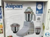 Jaipan Family Mate 850-Watts Mixer Grinder Blender 3 Jar