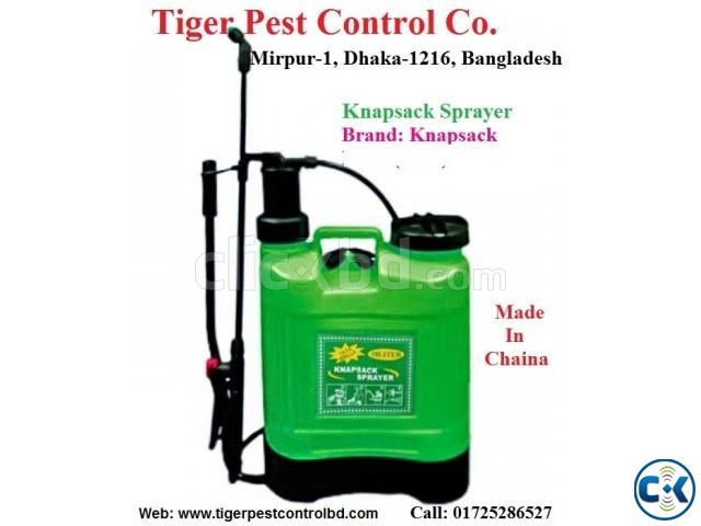 Knapsack Spray Machine Made in China | ClickBD large image 0