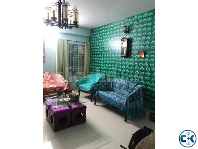 2430 sft. south face flat used for sale at Pallabi Mirpur | ClickBD large image 0