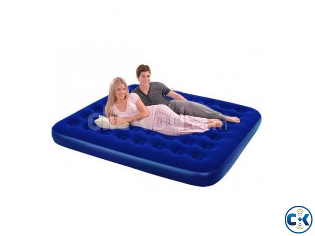 Bestway Double Air Bed With Electronic Pumper | ClickBD large image 0