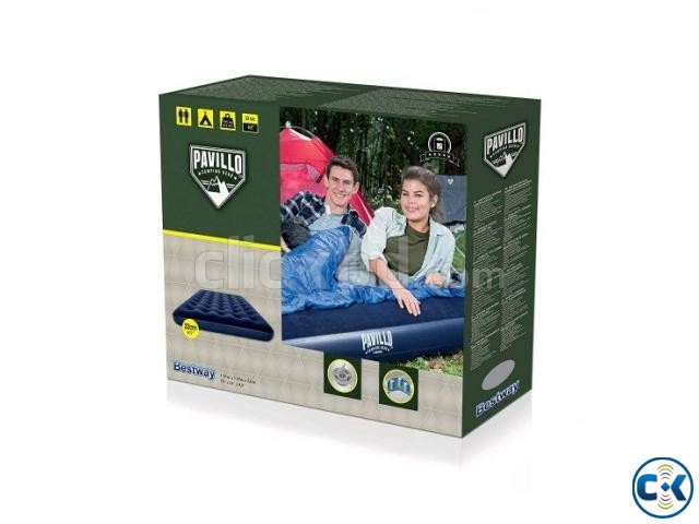Bestway Double Air Bed With Electronic Pumper | ClickBD large image 2