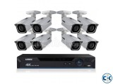 CCTV CAMERA 08 pcs DVR with 1TB HDD Total Package